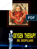 Oxygen Therapy - Dr. Satish Deopujari