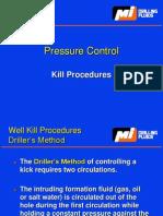 Kill Procedures