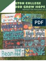 May-June Newsletter 2013