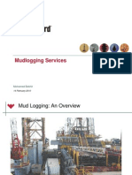 Mudlogging Operations