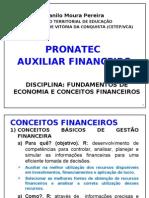 ECONOMIA - CONCEITOS FINANCEIROS