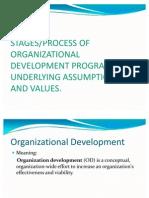 54619231 Process Assumptions Values n Beliefs of OD