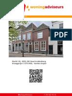 Brochure Markt 20 Geertruidenberg