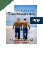 Cassandra Gold - Fantasies - Thanksgiving