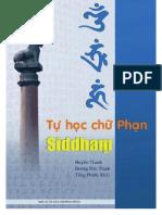 Tu Hoc Chu Phan - Siddham - Ch1