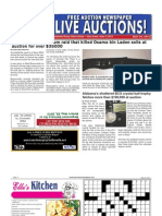 America's Auction Report 5.24.13 Edition