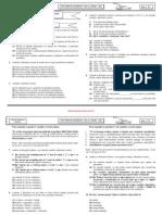 Prova Pcp-Pedagogia 2011