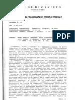 Delibera n. 85 del 12/07/1995
