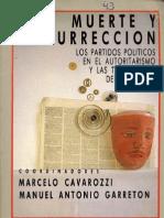 Los partidos politicos en el autoritarismo y en las transciones en el cono sur Cavarozzi.pdf