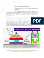 Como Produce Electricidad La Presion