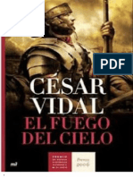 El Fuego Del Cielo - Cesar Vidal