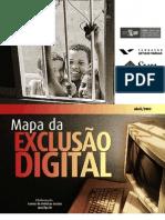 Mapa da Exclusão Digital