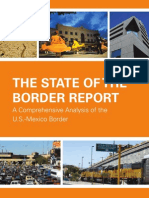 The State of the US-Mexico Border
