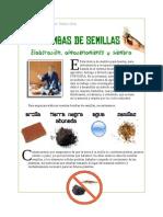 Manual Bombas de Semillas Para Feria Verde