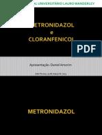 METRONIDAZOLeCLORAFENICOL.pptx