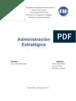 Administracion Estrategica