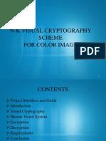 Visual Cryptography Scheme (1)