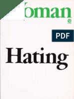 Woman Hating - Andrea Dworkin - PDF