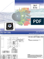 JMC 30x15 DC Fan