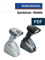 QuickScan Mobile Manual
