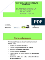3. Planificacio i Organitzacio