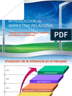 Introduccion Al Marketing Relacional