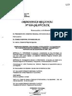 Plan Estratgico de Desarrollo Regional Concertado y Participativo de Huancavelica 20052015