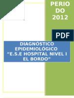 DIAGNÓSTICO EPIDEMIOLOGICO FINAL PARA PRESENTAR