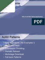 AJAX Patterns Web20