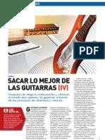 Sacar Lo Mejor de Las Guitarras - Capitulo 4