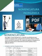 Practica 06 Nomenclatura Inorganica