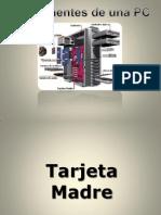 Mantenimiento No.3 TARJETA MADRE.ppt
