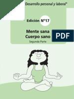 Colección-Desarrollo Personal y Laboral-Edición Nº17-Mente Sana Cuerpo Sano-Segunda Parte