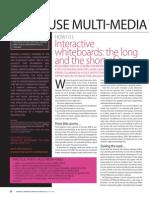 How I user multi-media tools (1)