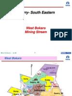 Iduction Quarry Se west bokaro
