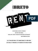 Libreto - Rent
