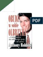 Robbins Anthony - Obudź w sobie Olbrzyma copy