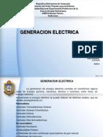 GENERACION ELECTRICA