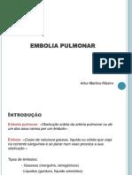 embolia-pulmonar