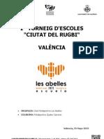 Dossier Informativo - 1ª Edicion TECRV