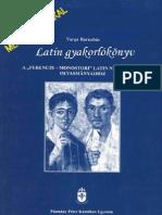 Latin Gyakorlokonyv