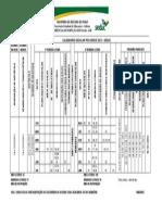 Calendario Elaborado Pela Seduc