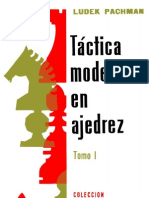 -07- Tactica Moderna en Ajedrez - Tomo I - Ludeck Pachman