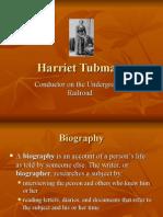 Harriet Tubman Questions