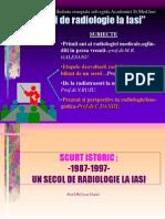 Scurt istoric-100ani rad.la iasi.pps