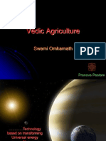 Vedic Agriculture - English - Swami Omkar - Pranava Peetham - Coimbatore