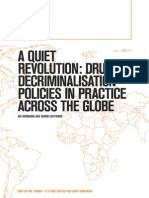 Release Quiet Revolution Drug Decriminalisation Policies