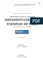 Rapport examples VHDL