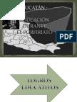 Educación en Yucatán durante el Porfiriato.pptx
