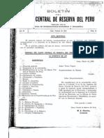 Memoria BCRP 1932
